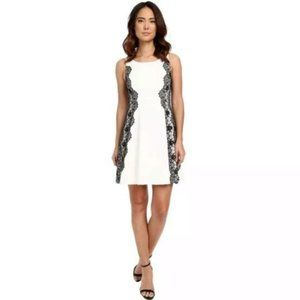 Jessica Simpson Scuba Fit and Flare Dress Size 6